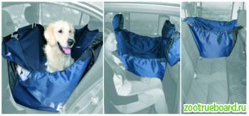 Автогамак OSSO Car Premium для перевозки собак