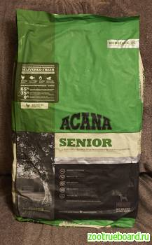 Acana Heritage Senior Dog