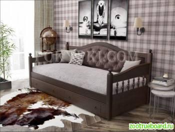 """""""НИКА"""" - кровать с тремя спинками"""