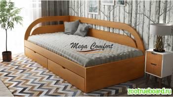 Угловая кровать «АРКАНЗАС»